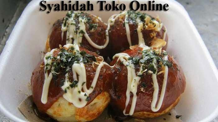 Resep Takoyaki Sederhana