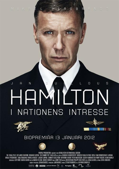 Hamilton: I nationens intresse สายลับล่าทรชน 1