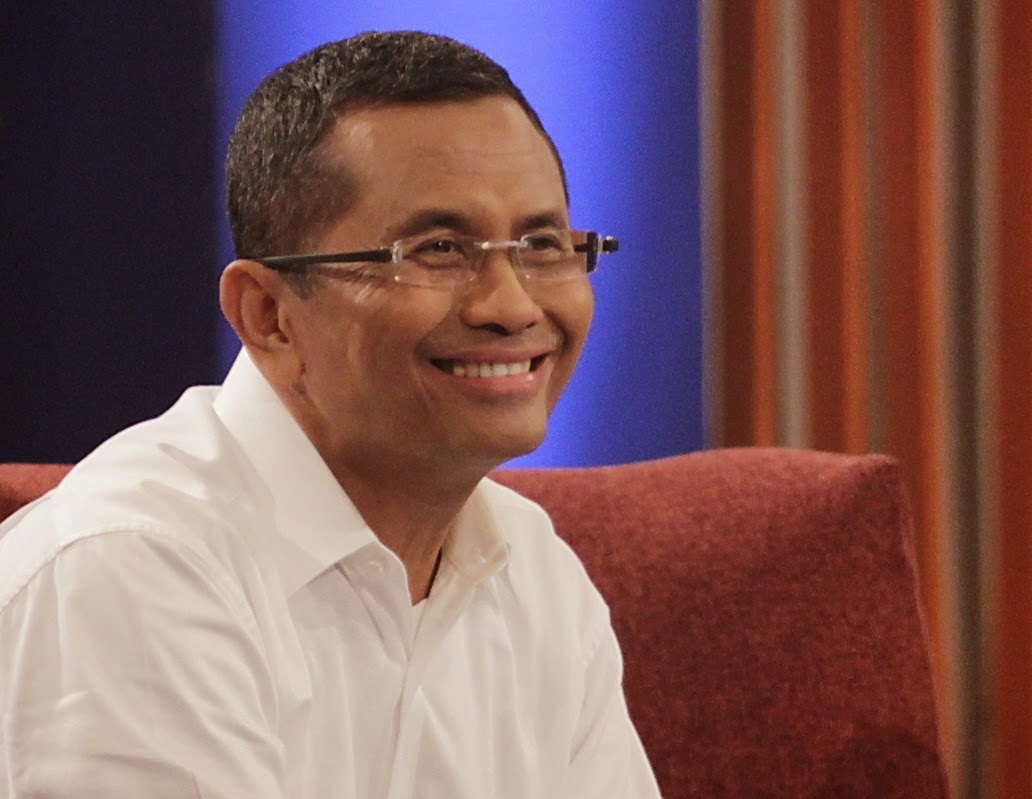 Dahlan Iskan, the right man in the wrong place