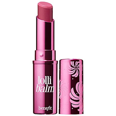 BeautyChickBests, top 10 best beauty products of 2014, Benefit Lollibalm Hydrating Tinted Lip Balm