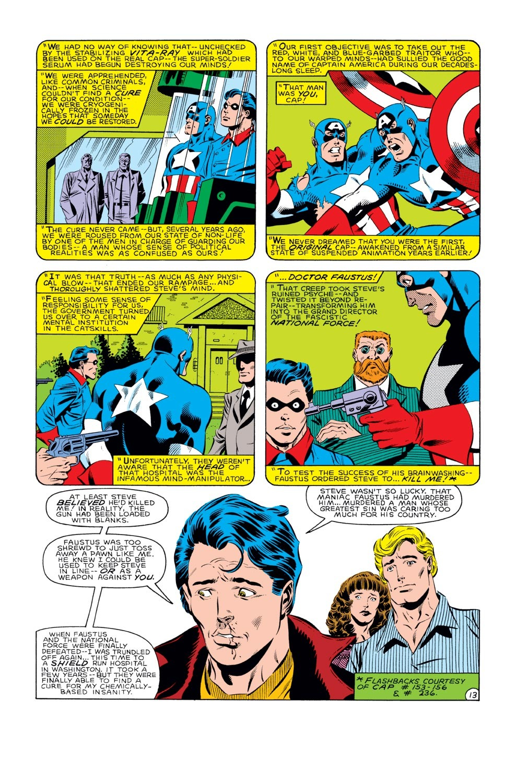 Captain America (1968) Issue #281 #197 - English 14
