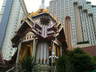 Bangkok - tak żyje (moje) miasto 8