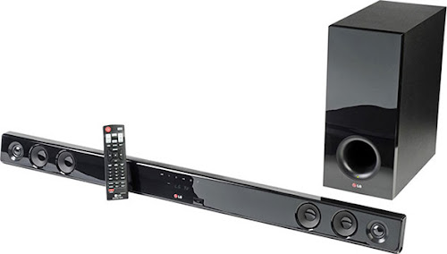 Yamaha Sound Bar Pictues