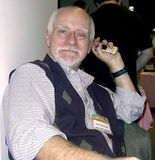 Fotografía de Chris Claremont