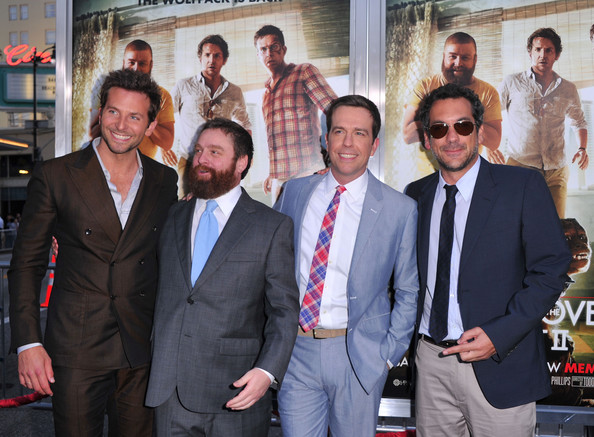 Movie Premiere: &quot;The Hangover II&quot; (PHOTOS)