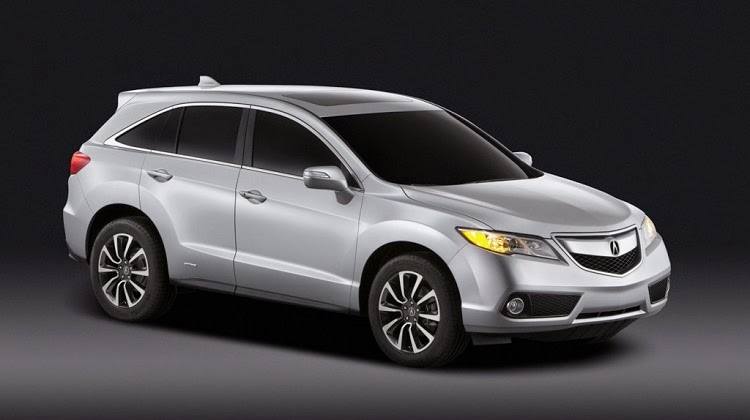 2016 acura rdx at detroit auto show