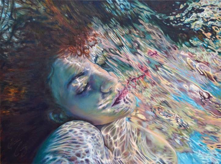 L 39 eau et la peinture eau s ance ilive - Salon du dessin et de la peinture a l eau ...