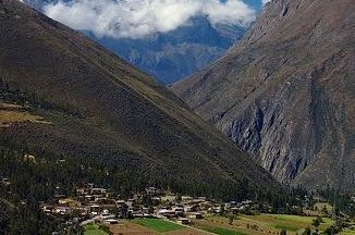 Valle de Omate Peru