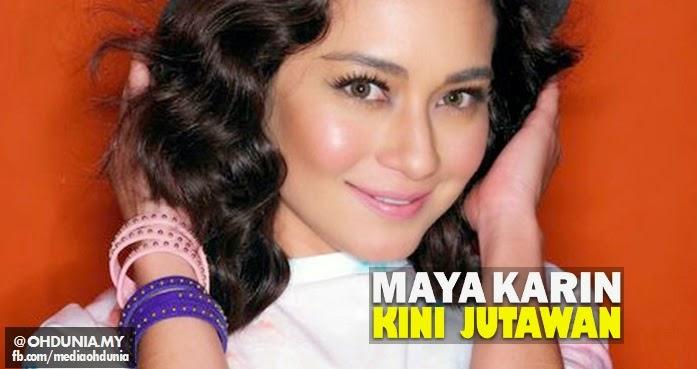Usahakan hartanah di London, pelakon Maya Karin kini bergelar jutawan?