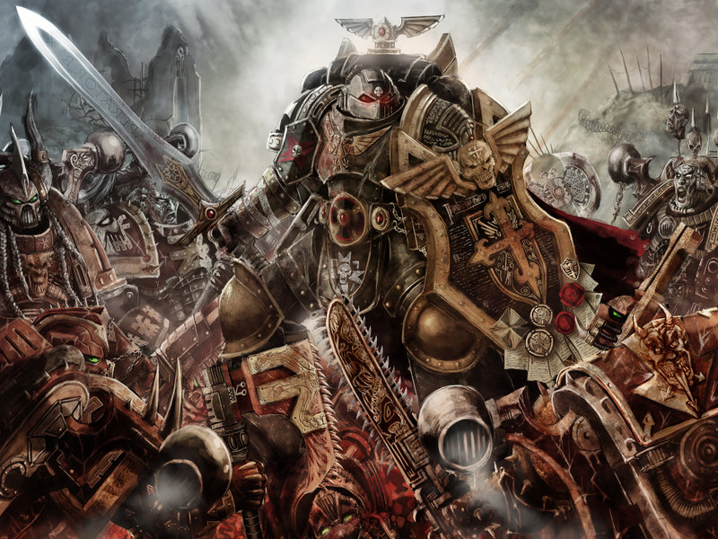 [W40K] Collection d'images : Space Marines Black_Templar_Marshall_by_slaine69%255B1%255D