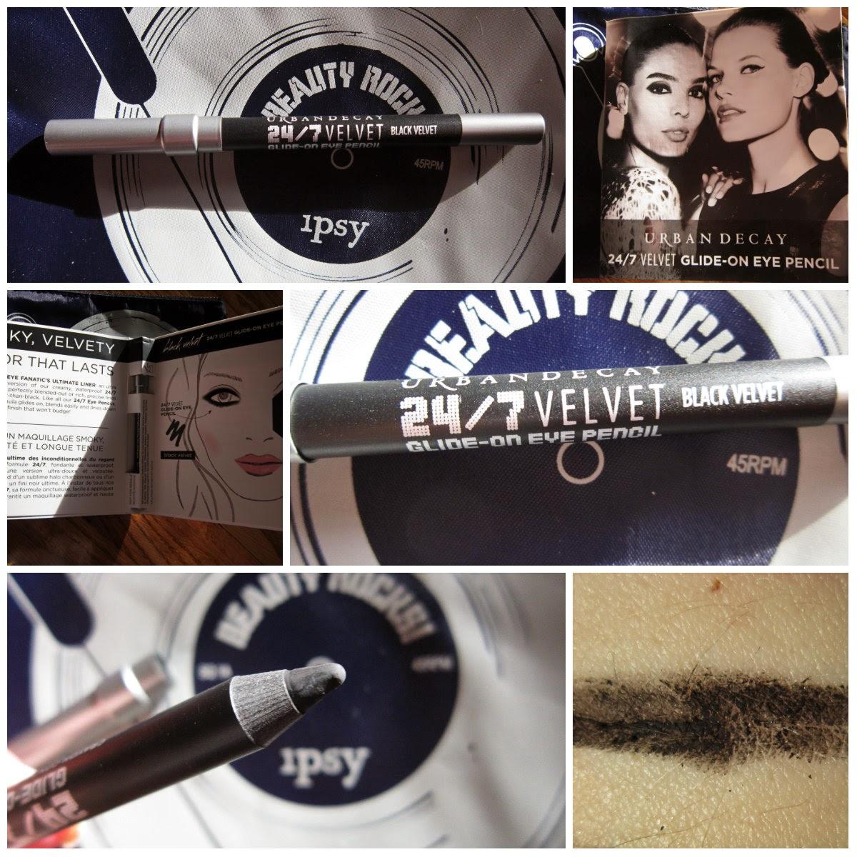 Urban Decay 24/7 Velvet Glide-On Eye Pencil Travel Size