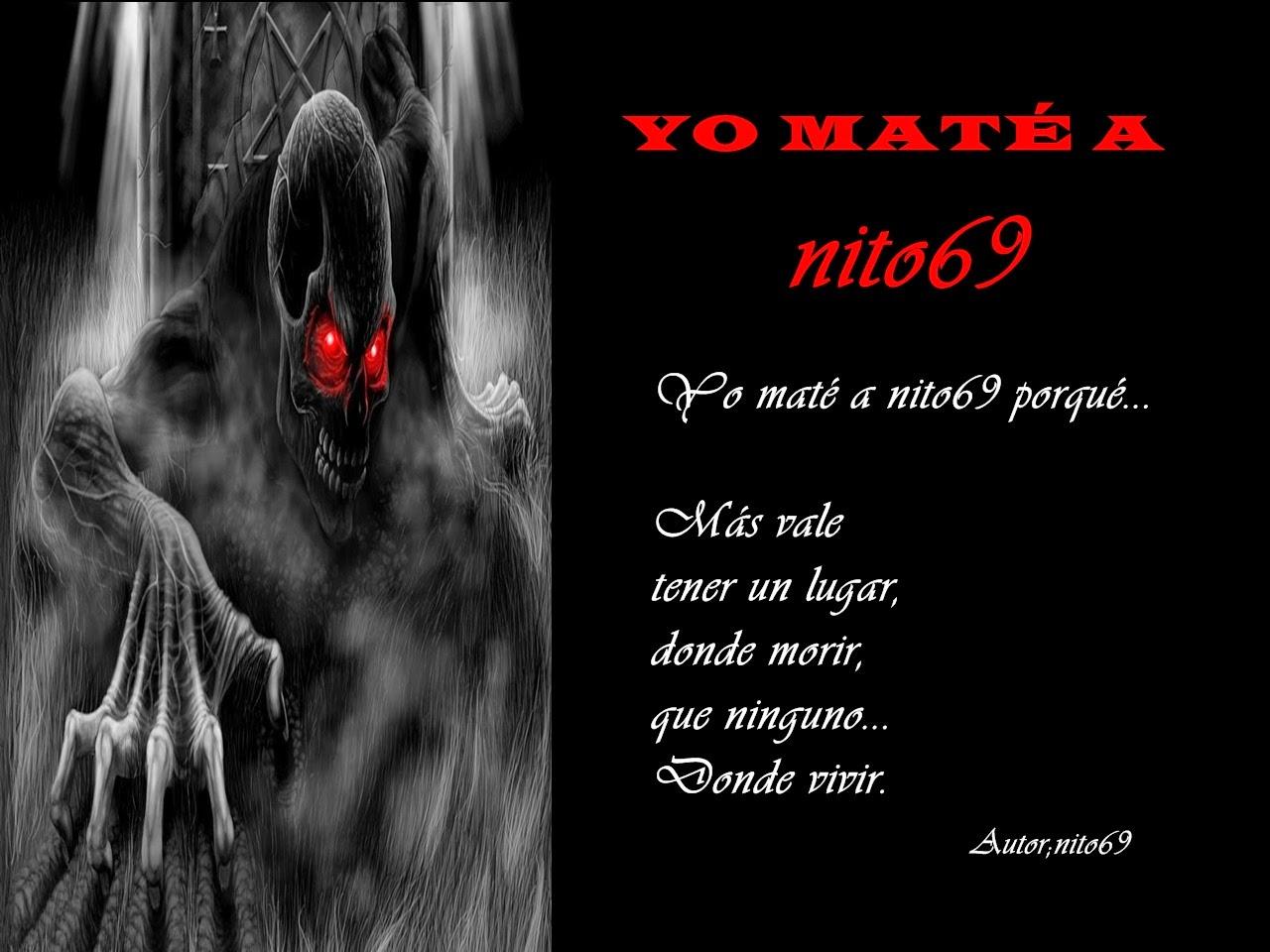 YO MATÉ A nito69