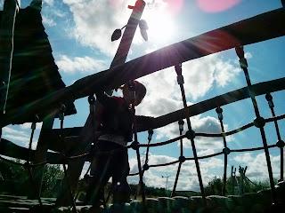 eldest climbing