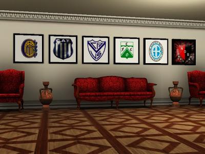 Escudos de Fútbol de Argentina CARATULASyLOGOS - Imagenes De Cuadros De Futbol Argentinos