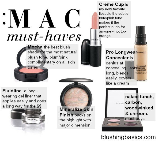 lets take a moment to discuss a fan favorite reader favorite and all round favorite mac cosmetics my sister and i were chatting the other day and she - Makeup Must Haves