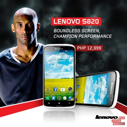 Lenovo S820 Specs, Features, and Price in Philippines