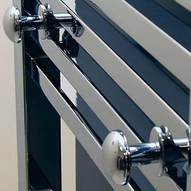 kit 2 unidades percha radiador toallero secatoallas
