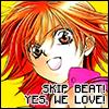 Skip Beat! Yes, We Love!