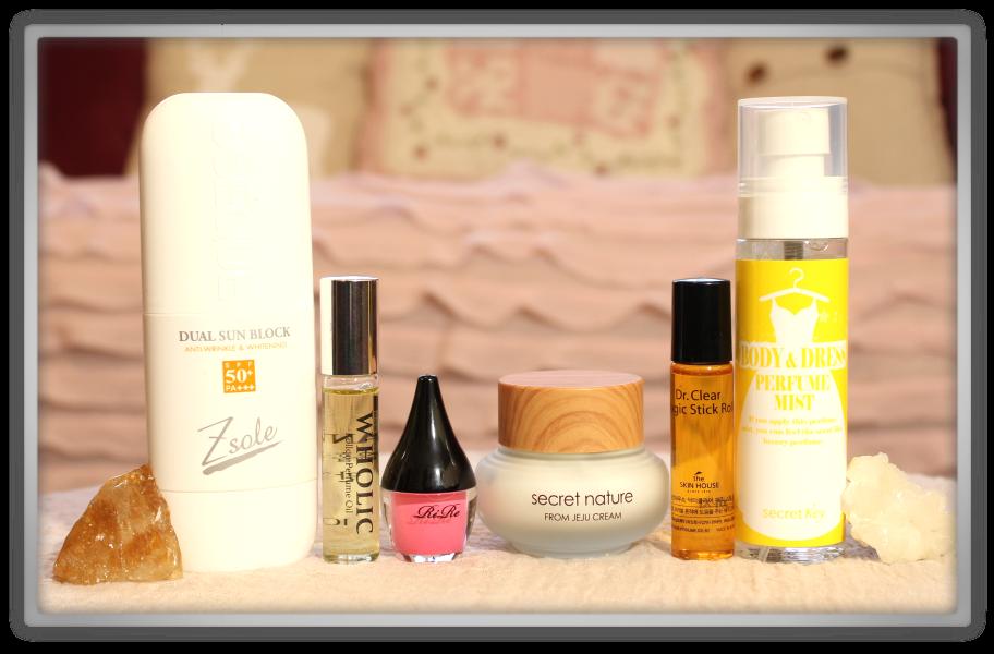 겟잇뷰티박스 by 미미박스 memebox beautybox special #22 2014 K-Beauty  Wrap-Up No. 1 box unboxing review look inside