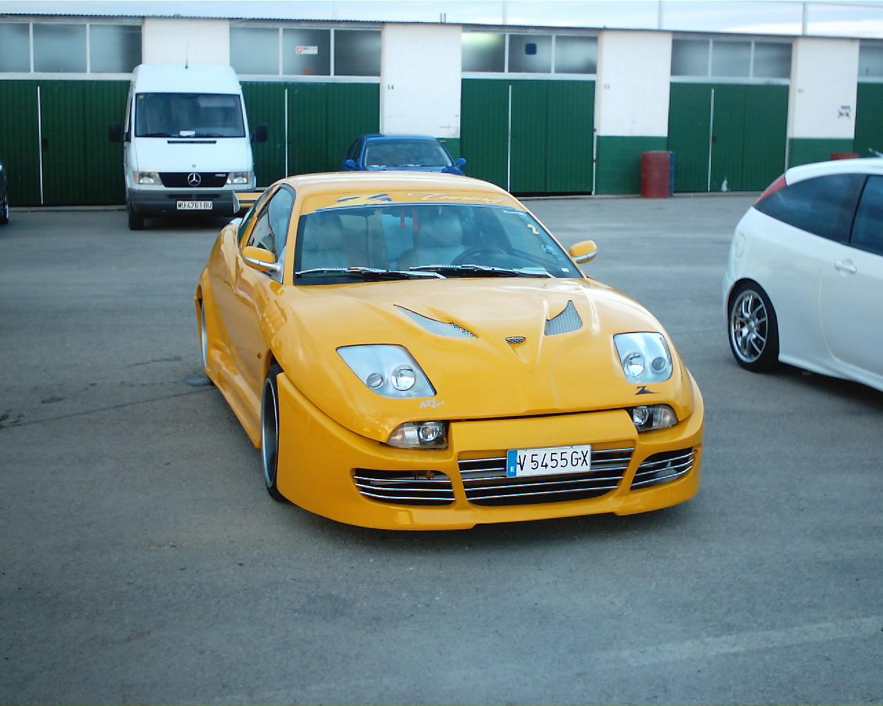 tuning car extreme brasil fiat coupe no estilo tuning. Black Bedroom Furniture Sets. Home Design Ideas