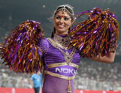 Ipl Cheer Leaders photo In saree