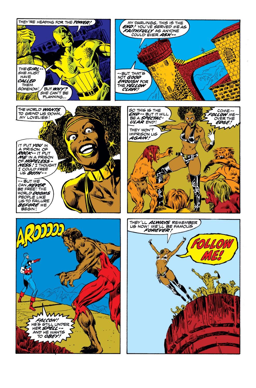 Captain America (1968) Issue #164 #78 - English 19