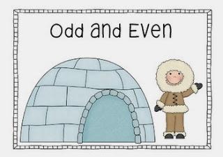 Arctic Odd & Even