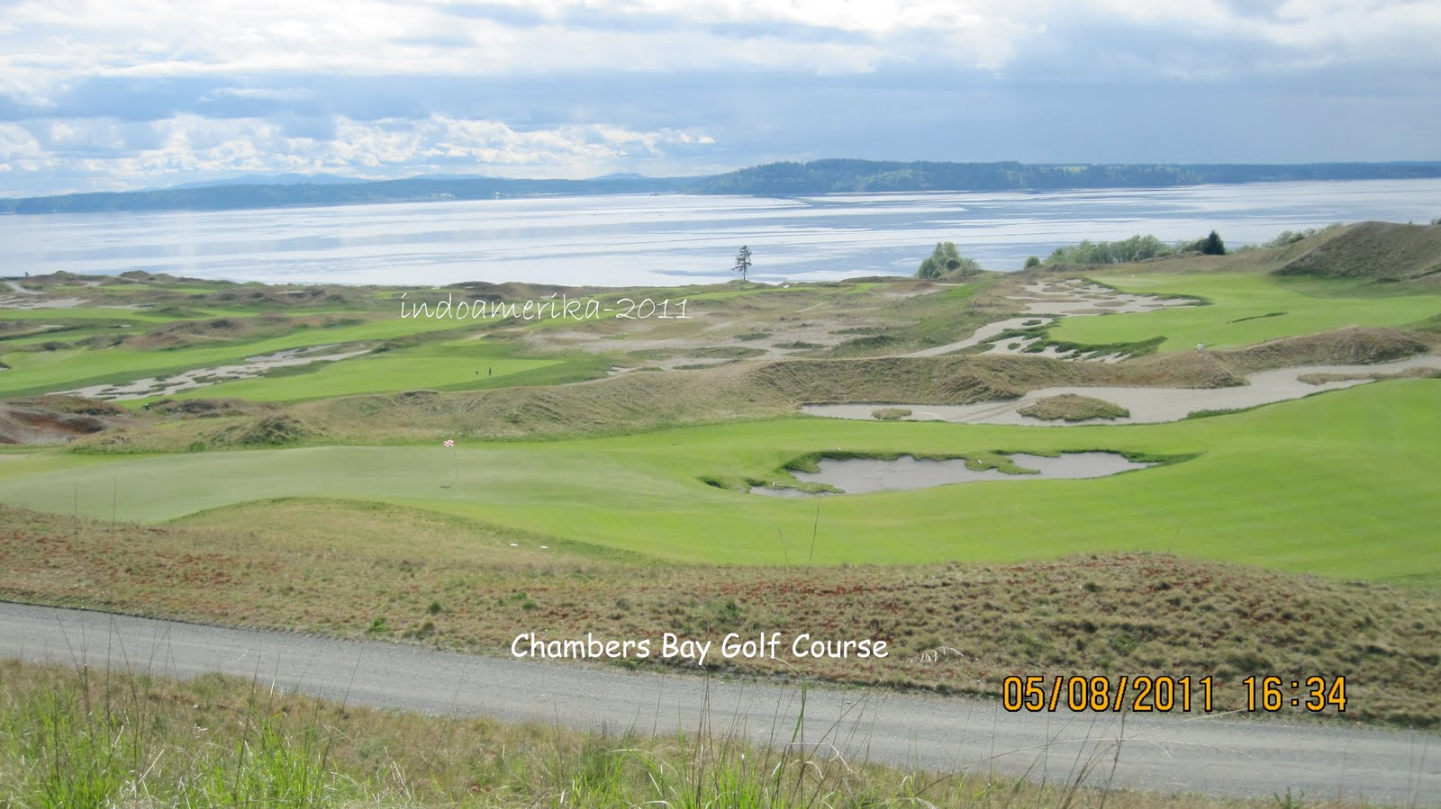 indo amerika chambers bay golf course