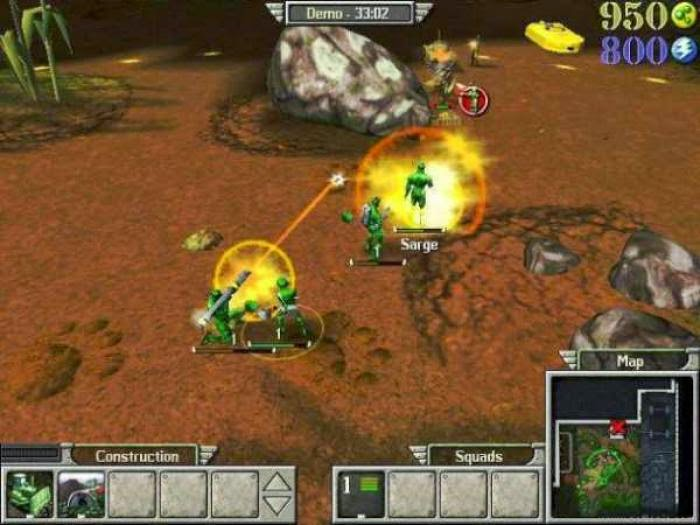 Army Men RTS Game For PC Free Full Version Download