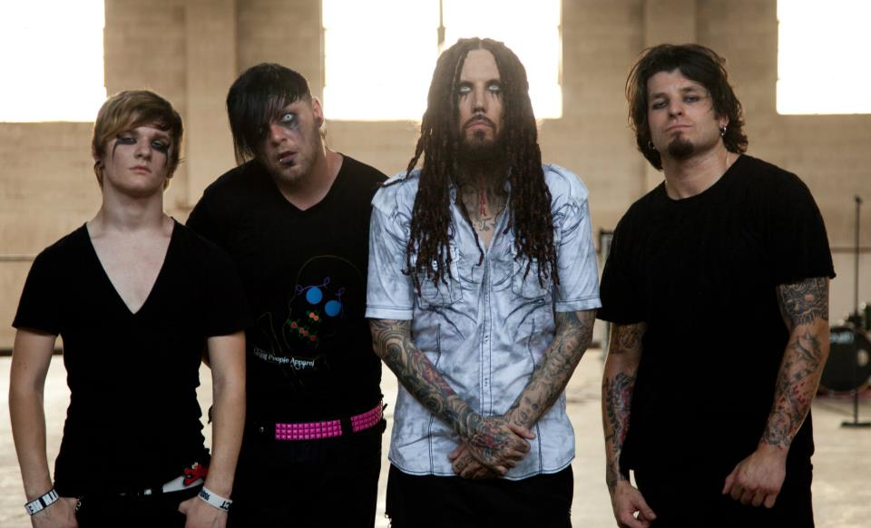 Brian Welch Christian In January Welch came out