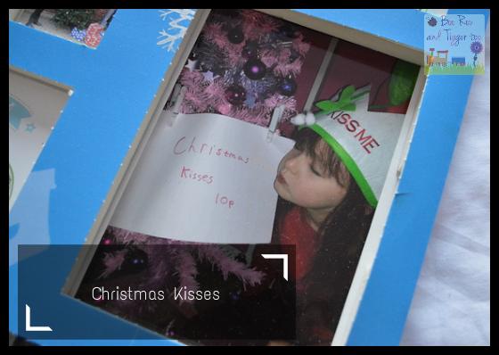 HP Christmas Advent Challenge - Christmas Kisses