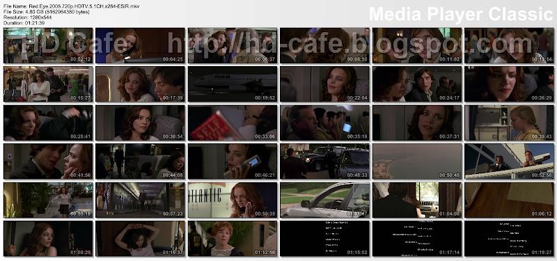 Red Eye 2005 video thumbnails