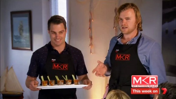 My kitchen rules daily tv shows for you page 5 for Y kitchen rules season 5