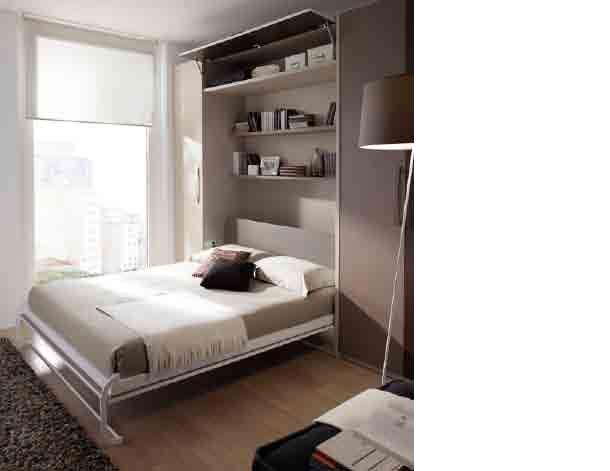 Camas abatibles verticales - Como hacer una cama abatible ...