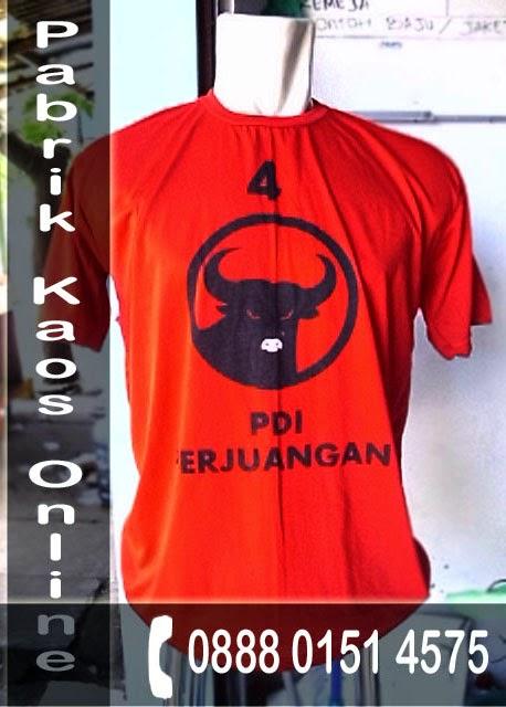 Grosir Kaos Desain sendiri, Kaos Kampanye, Kaos Oblong, Kaos Partai,