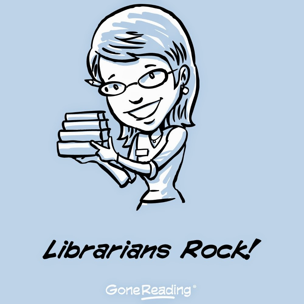 gone reading librarian shirt