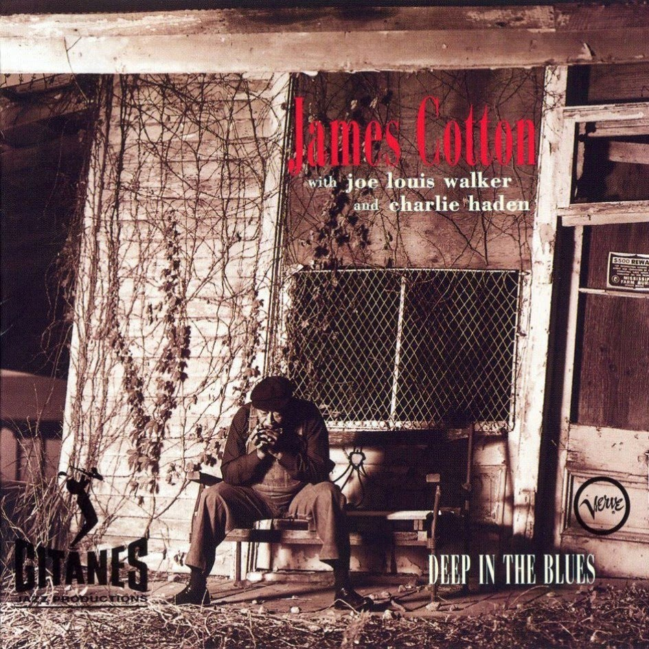 james cotton blues: