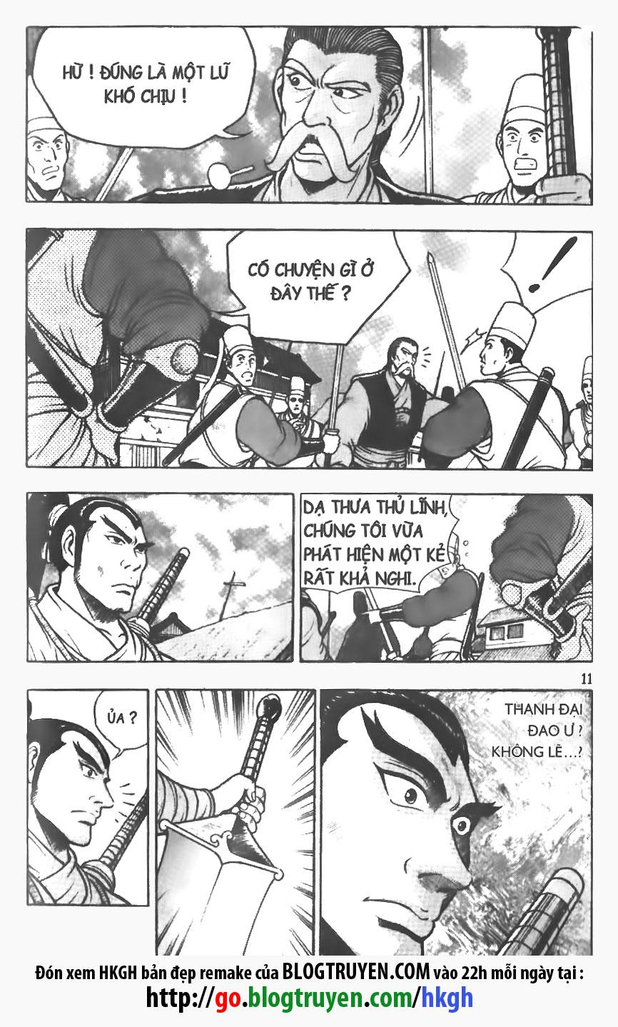 Hiệp Khách Giang Hồ chap 76 page 11 - IZTruyenTranh.com