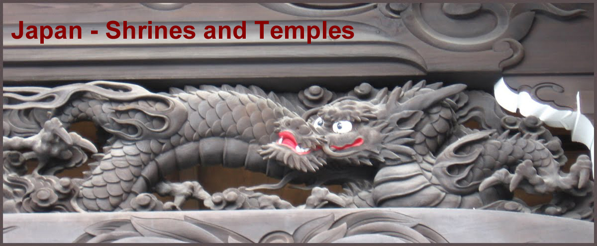 Japan - Shrines and Temples
