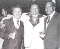 Carlos Almenar Otero y César del Avila