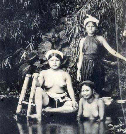 Jeunes femmes du Vietnam