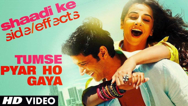 Tumse Pyar Ho Gaya - Shaadi Ke Side Effects (2014) Hindi HD Video watch Online