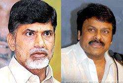 Chandrababu & Chiru blames Railways for Disaster