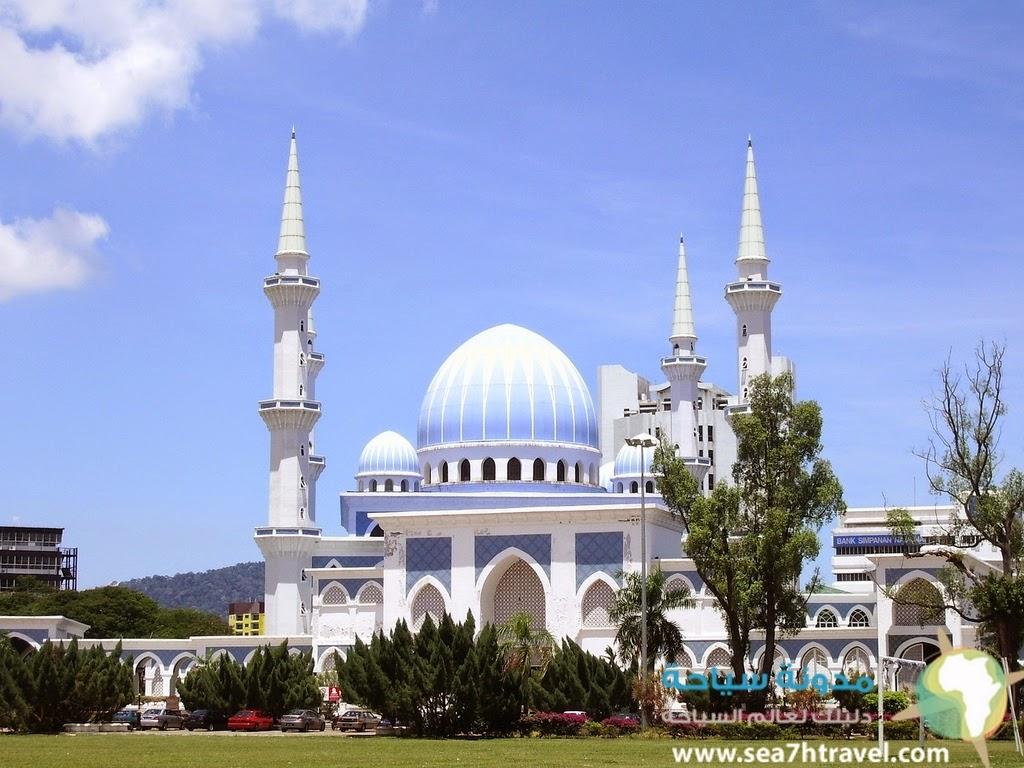 مدينة كوانتان فى ماليزيا