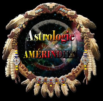 Gut bekannt l'ART DE TERRE MÈRE: ASTROLOGIE AMÉRINDIEN XH72