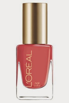 L'Oreal Colour Riche Nail Trend Setter Orange You Jealous?