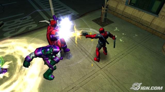 X Men Legends 2 El ascenso de Apocalipsis PC Full Español