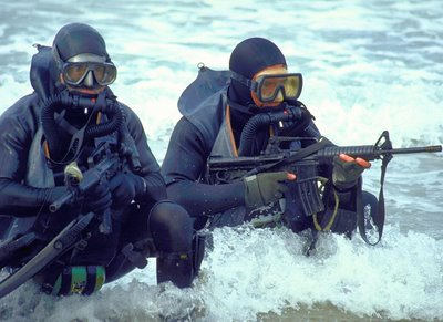 Navy Seals beach