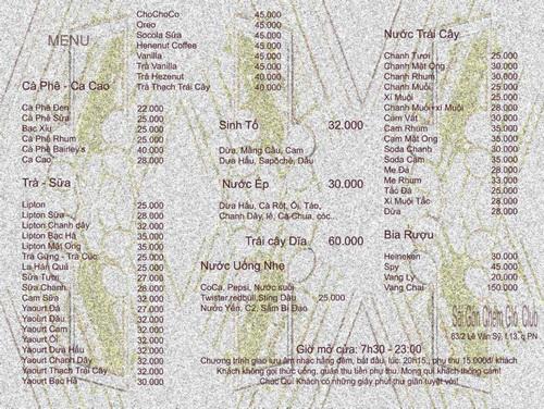 Sài Gòn Chém Gió Club - Tâm sự cùng những giai điệu sâu lắng, cafe sài gòn, điểm ăn uống 365