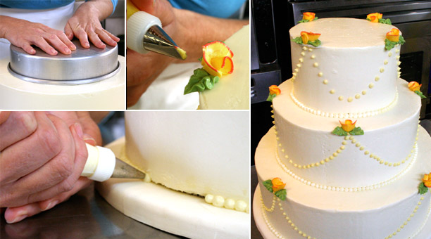 Do It Yourself Weddings Tutorial On Making Your Own Wedding Cake